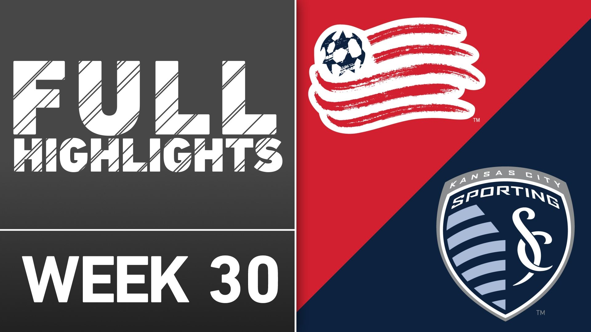 Video via MLS: Revs 3-1 Sporting KC