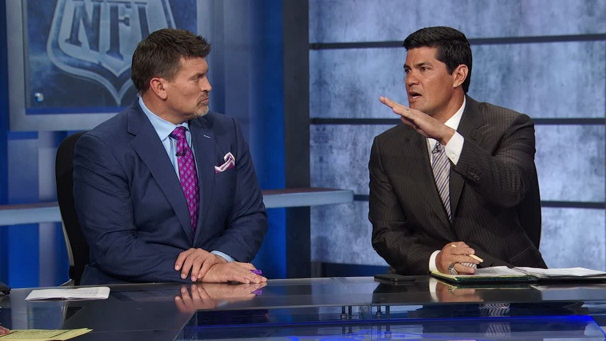 Bruschi questions if Beckham Jr. respects his coaches