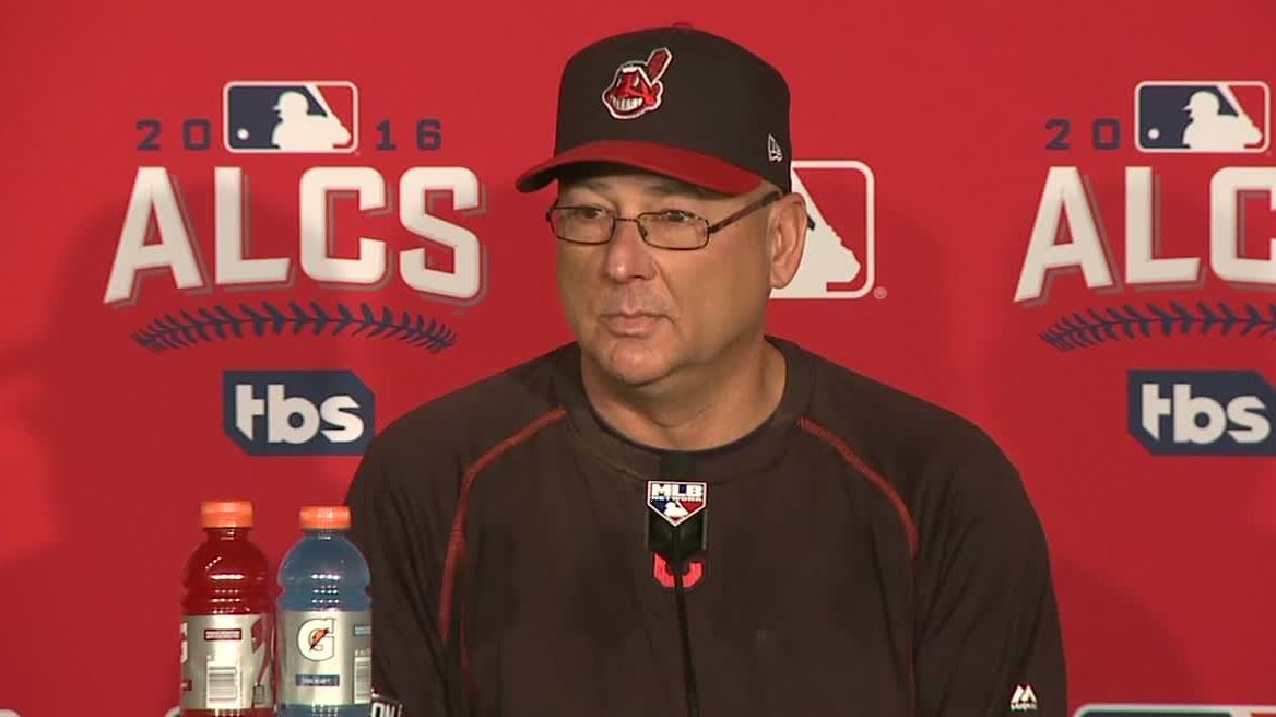 Francona jokes about Bauer's drone related injury