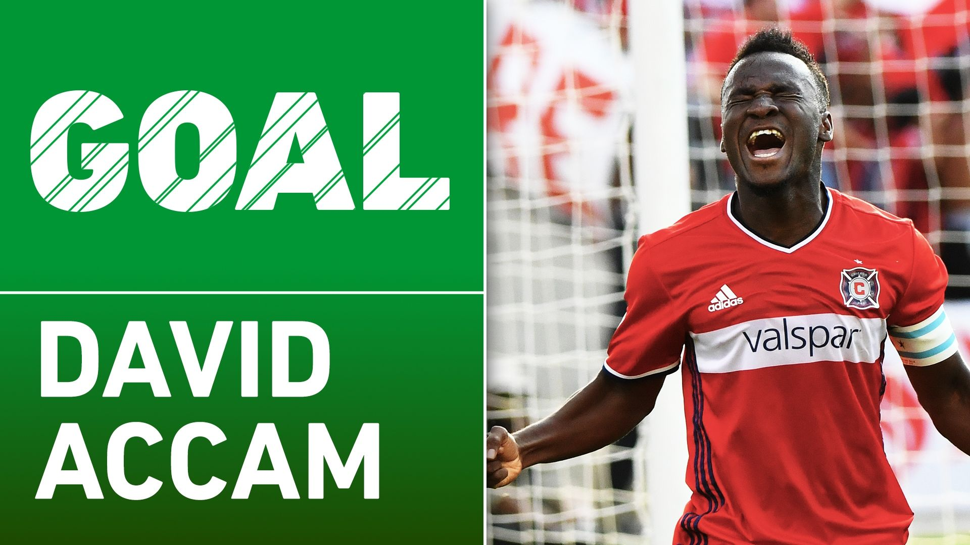 Video via MLS: Accam races to score