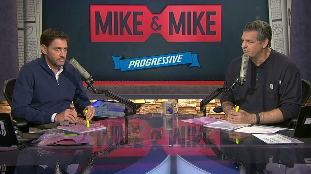 Mike & Mike remember Dennis Byrd