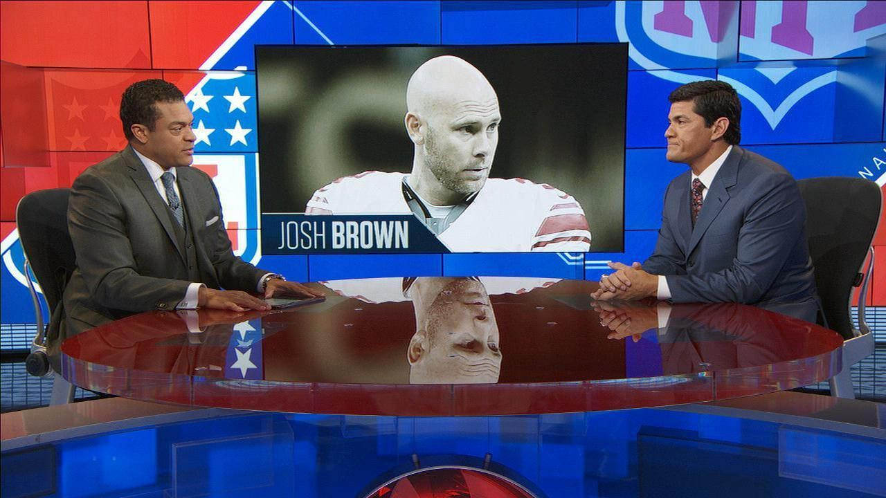 Bruschi 'numb' to NFL's incompetence