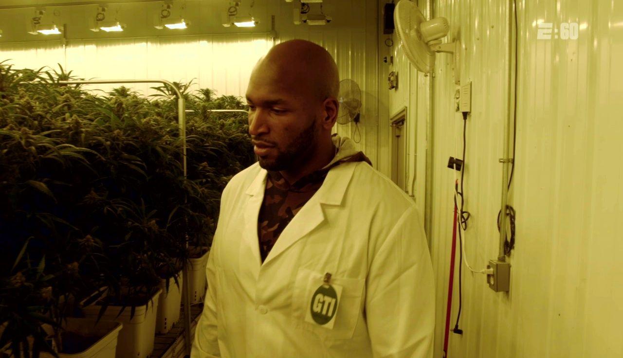 Monroe hoping NFL adopts marijuana as 'healthier' alternative