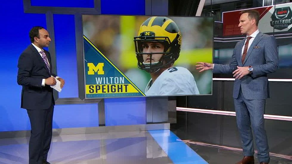 Wolverines can overcome loss of Speight