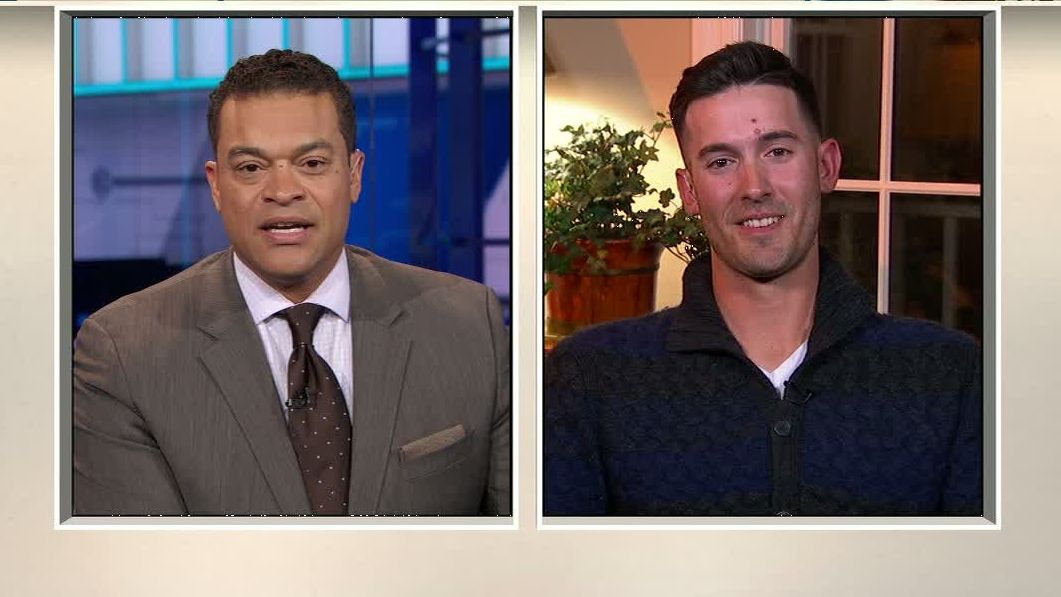 Porcello: 'I don't think I've ever had a better night than this'
