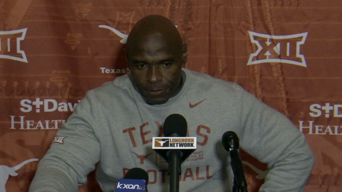 Charlie Strong feels 'so bad' for his players