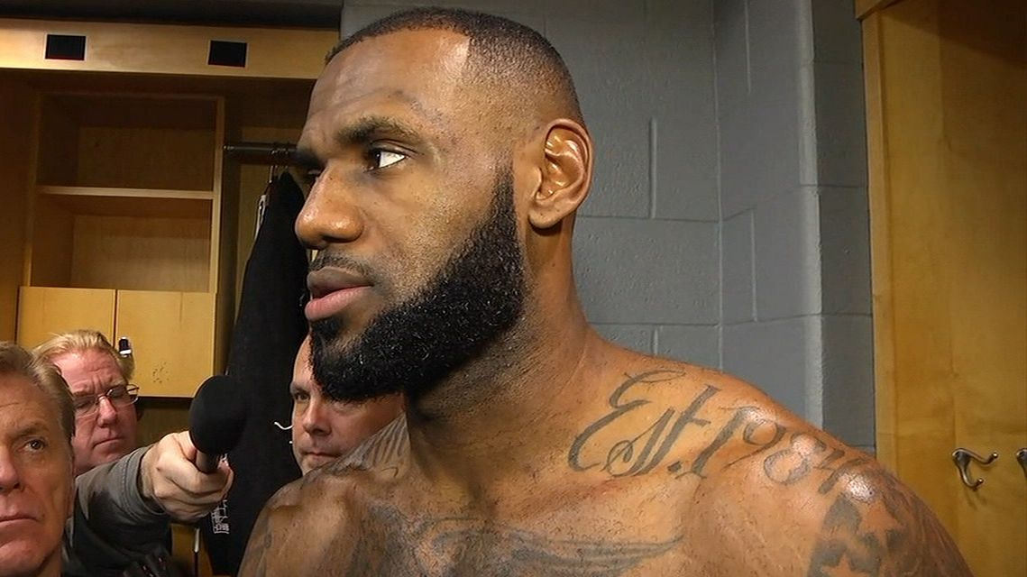 LeBron: Honeymoon stage for Cavs is over