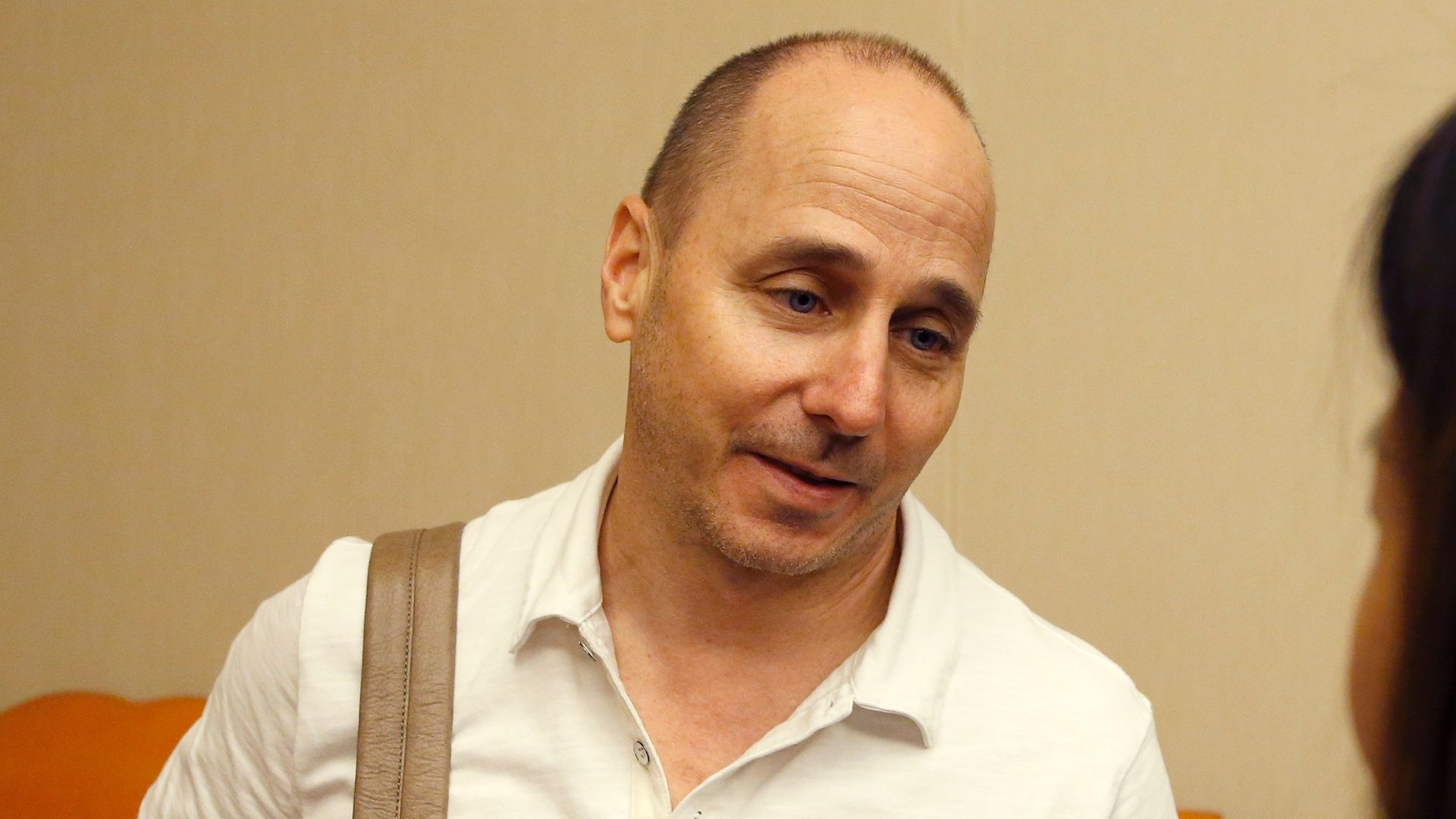 Cashman says Red Sox are Warriors of MLB