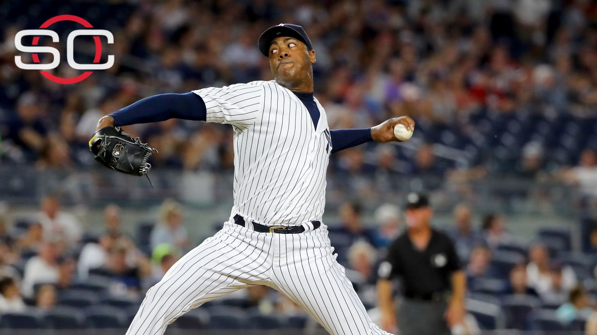 How did Chapman reunite with the Yankees?