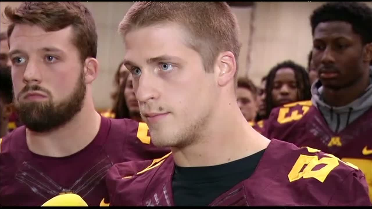 Minnesota boycotting in support of suspended teammates