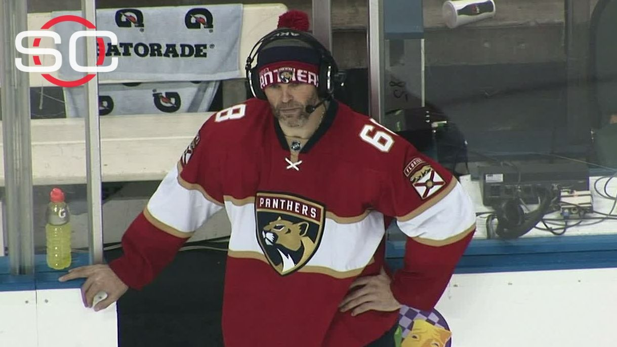 Jagr going to let Gretzky keep No. 1 spot on points list