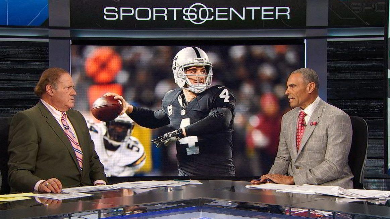 Losing Carr 'devastating blow' to Raiders