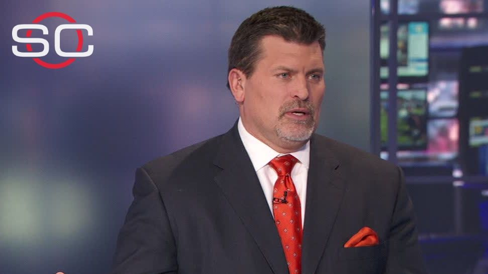 Schlereth says it makes 'perfect sense' to play Sanchez over Romo