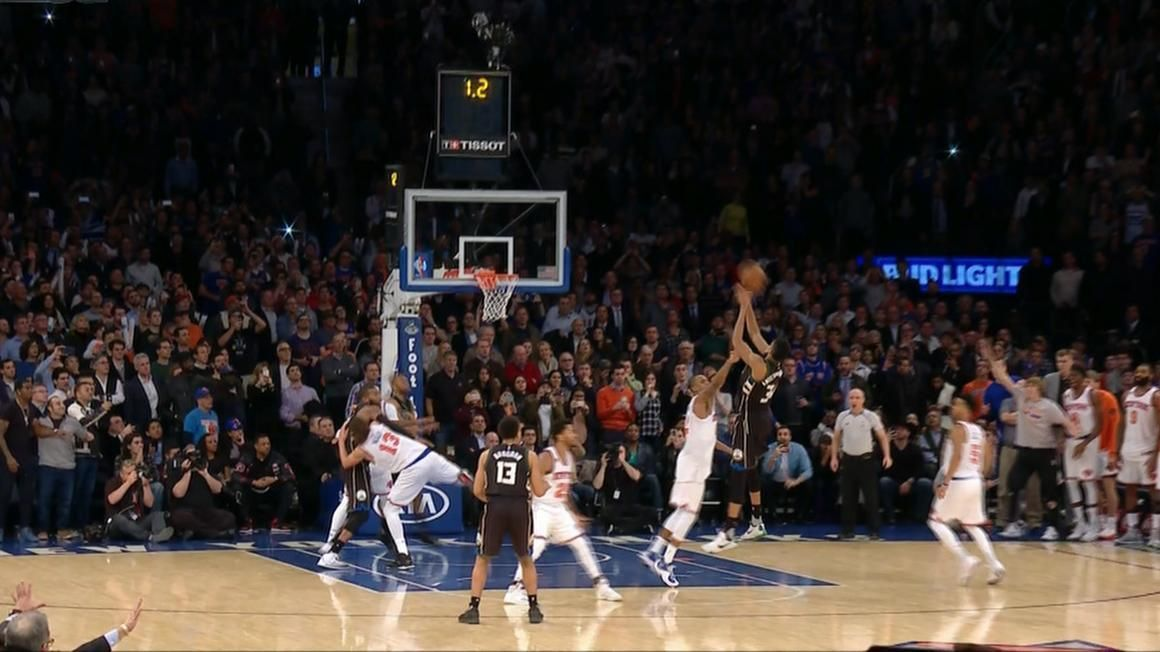 Greek Freak hits first game-winning shot, sinks Knicks