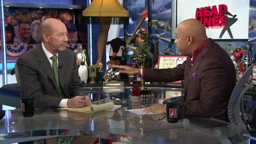 Wilbon doesn't trust Bears to do anything right