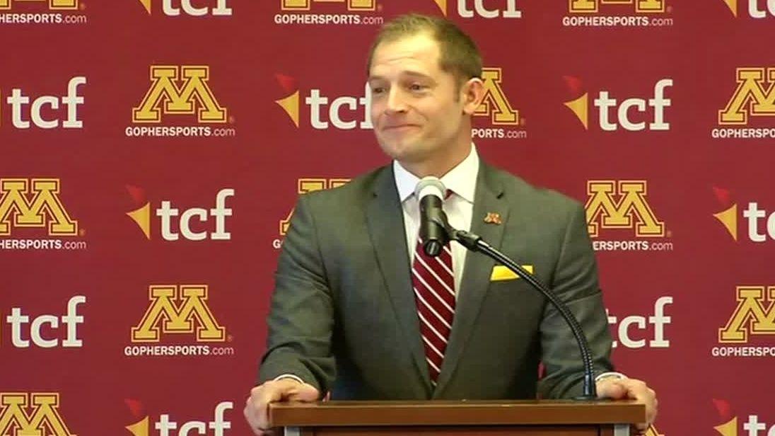 Fleck says 'change has arrived' to Minnesota