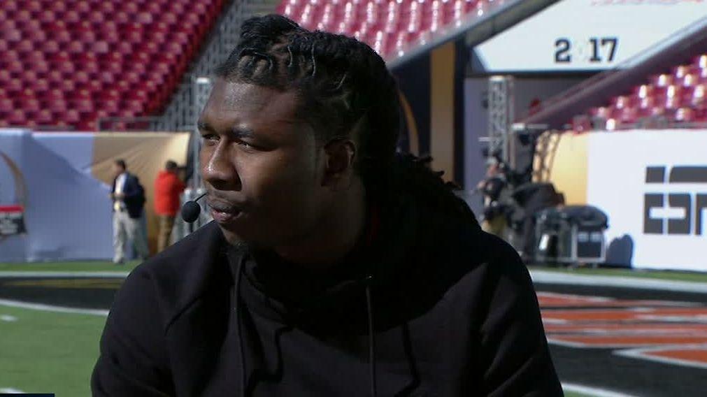 Watkins: Bills need a coach like Swinney