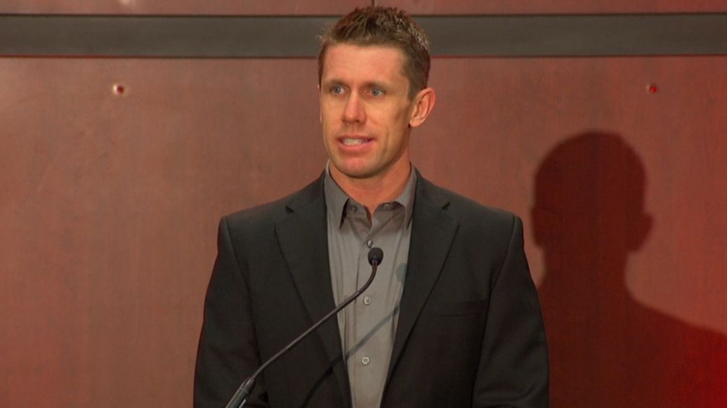Carl Edwards retires from NASCAR healthy