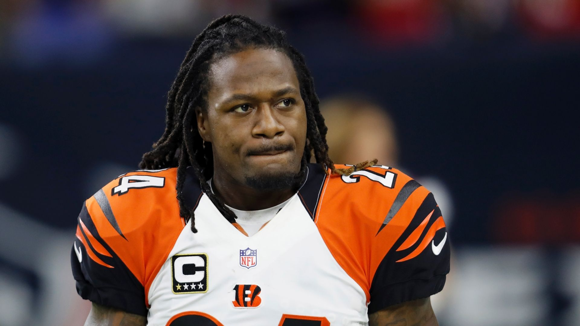 Adam Jones launches tirade against police officer