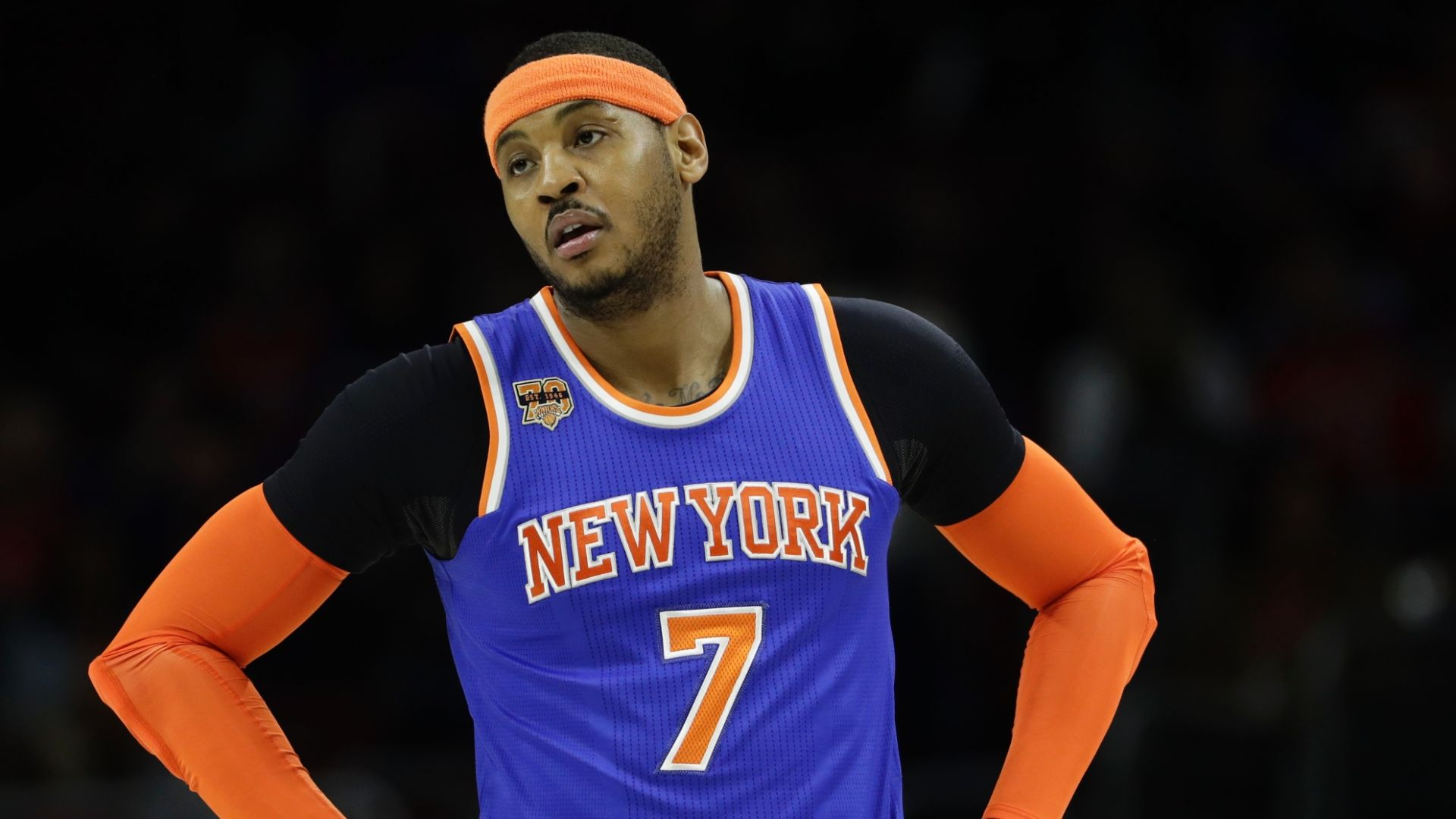 Windhorst says Melo would be 'worst player' for Cavs to acquire