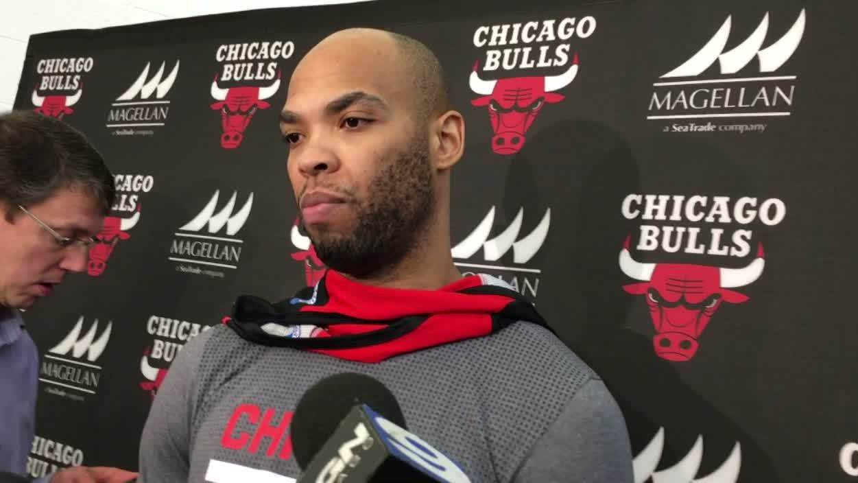 Gibson on Wade: Young Bulls want more from him