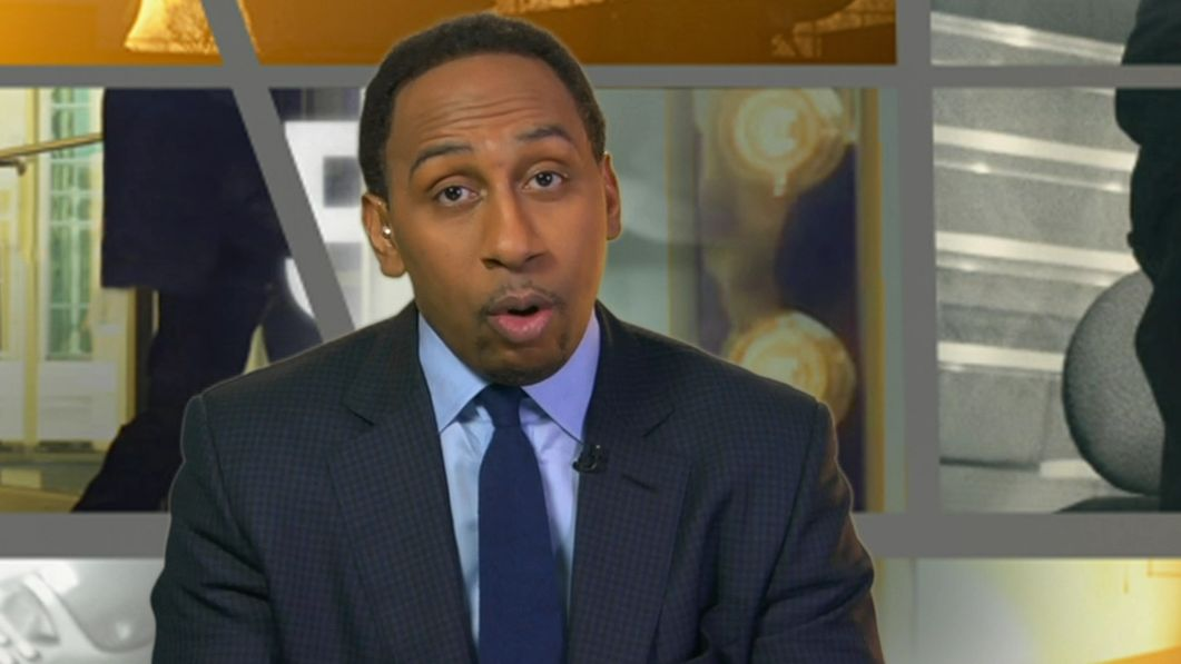 Stephen A. thinks LeBron made it 'too personal' with Barkley
