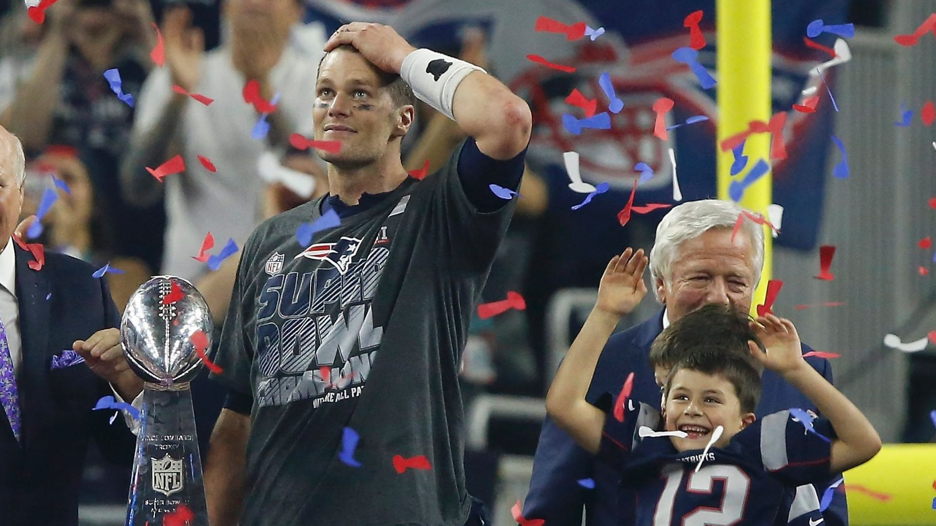Seven reasons Tom Brady is the best ever