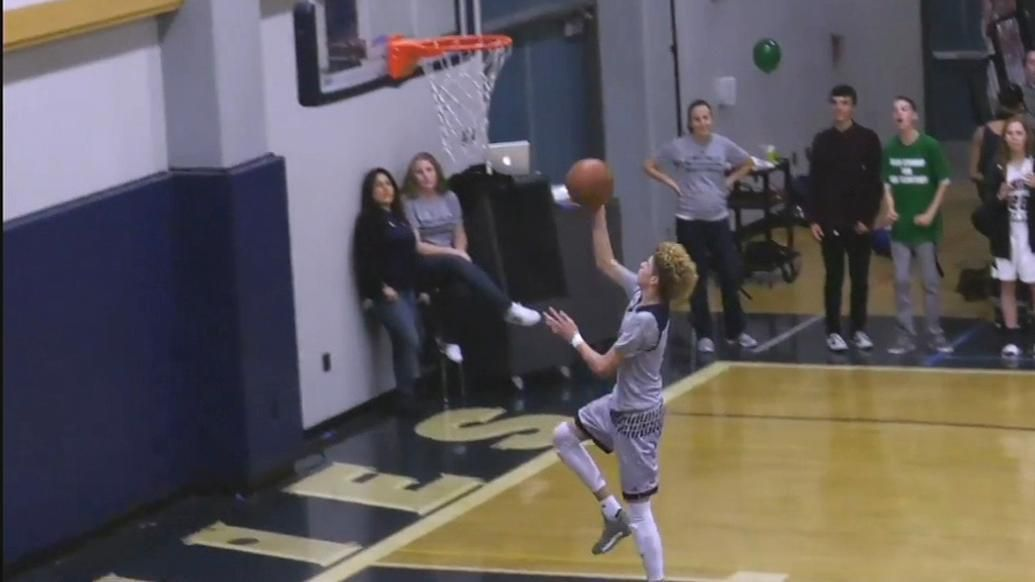 LaMelo Ball scores 92 points in high school game