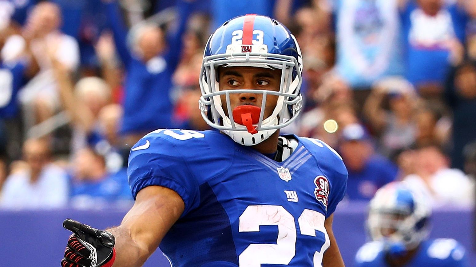 How will the Giants fill Jennings' void?