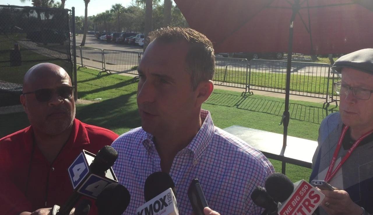 Cardinals GM confirms Reyes needs surgery