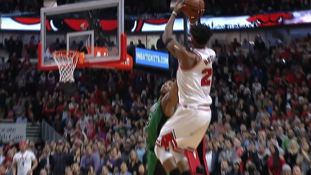 Smart called for controversial foul on Butler in Bulls' win