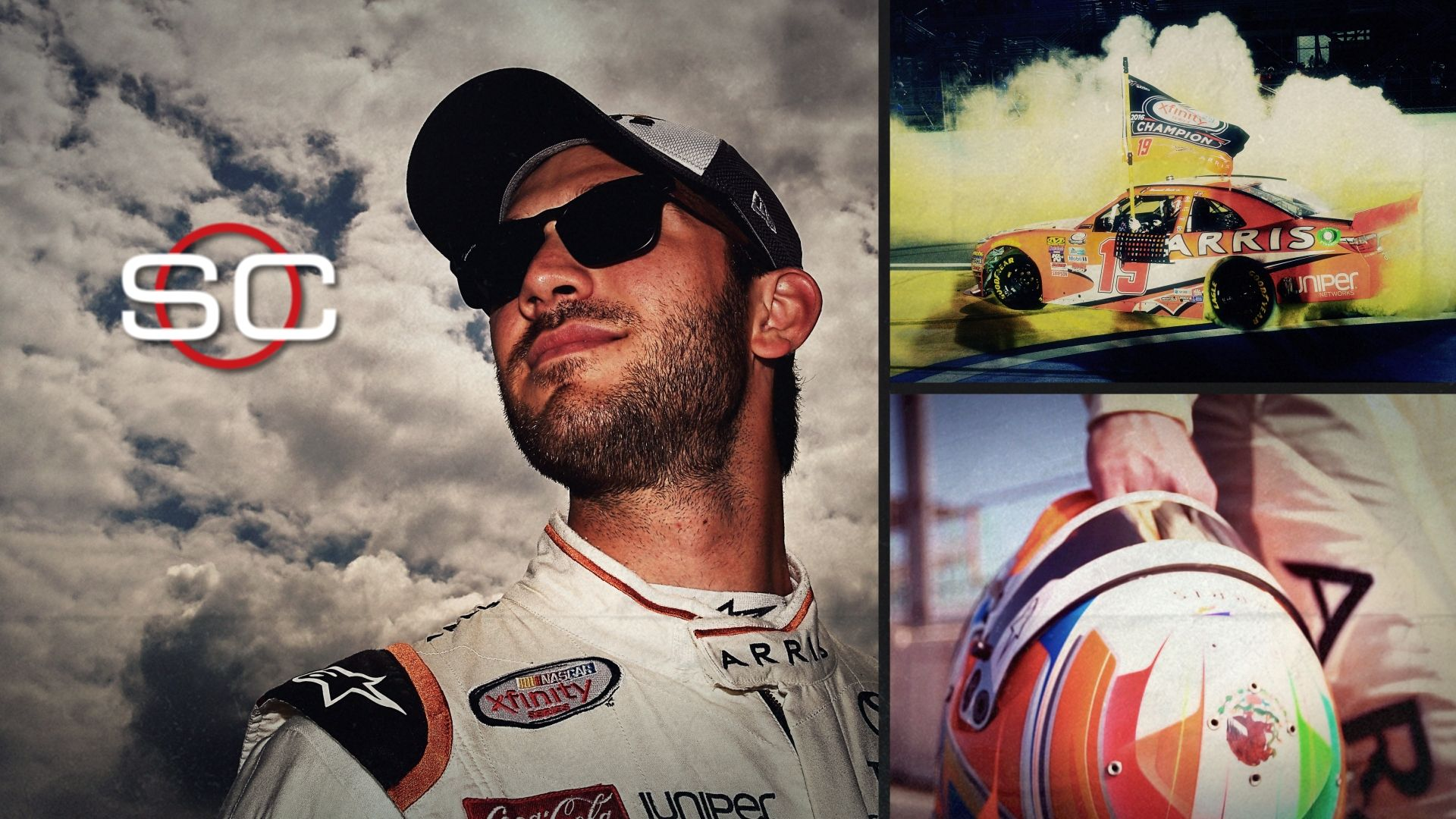 SC Featured: Suarez's road to the top of NASCAR
