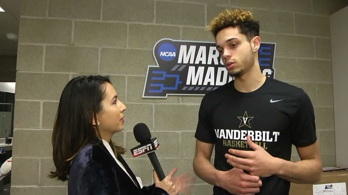 Vandy's Fisher-Davis on late foul: 'I got confused'