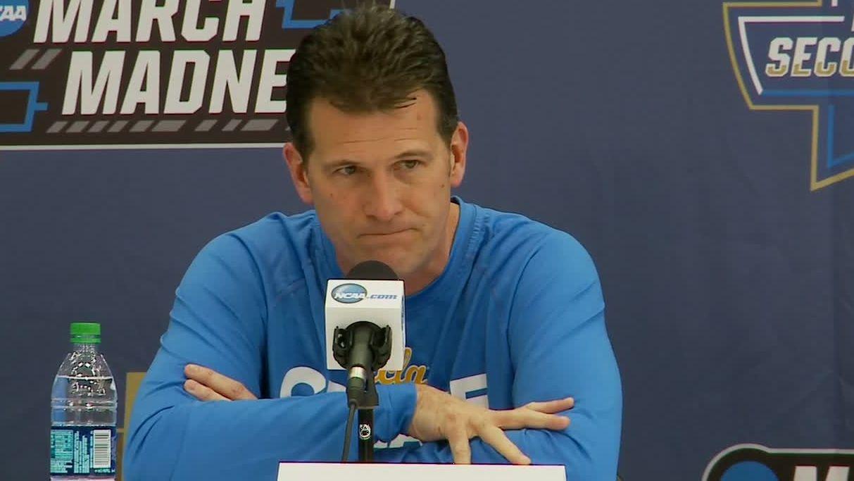 Alford: 'I love UCLA'