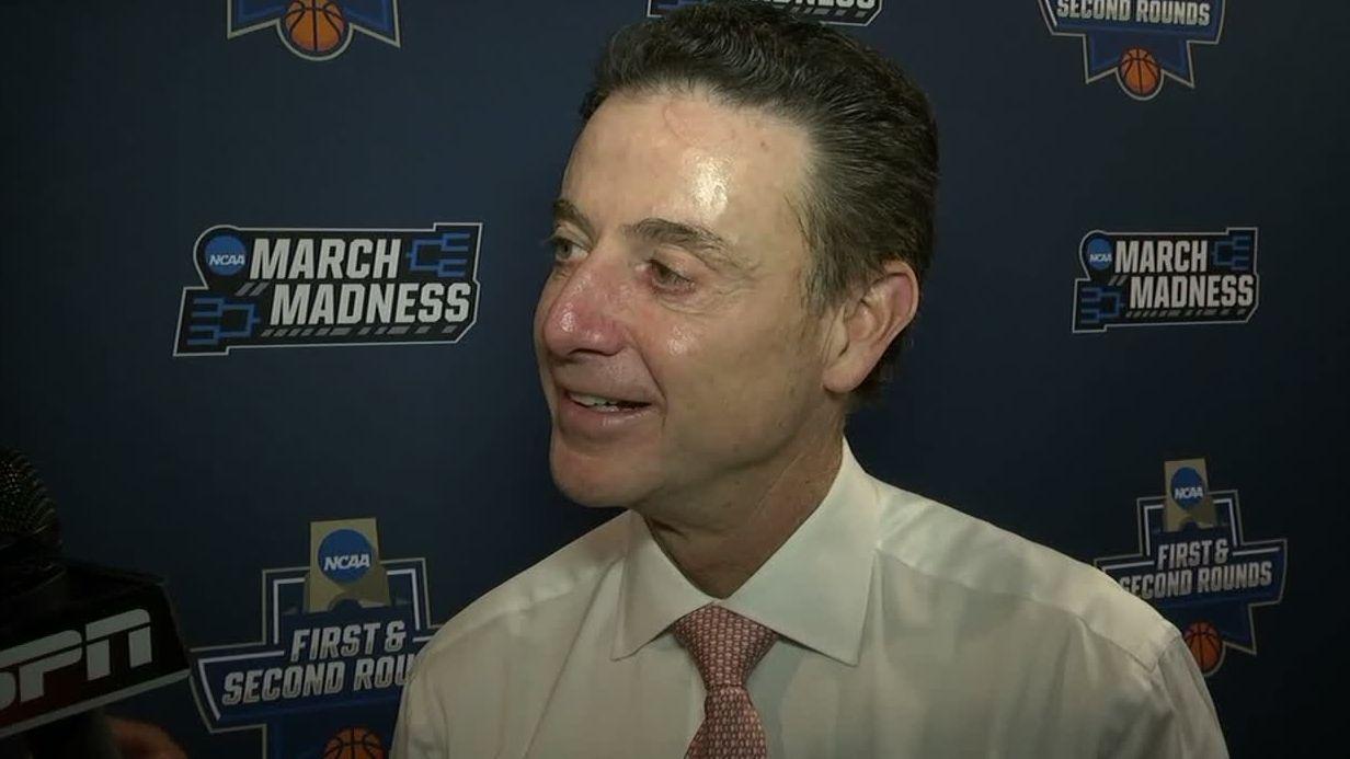 Pitino calls Keatts 'a tremendous coach'