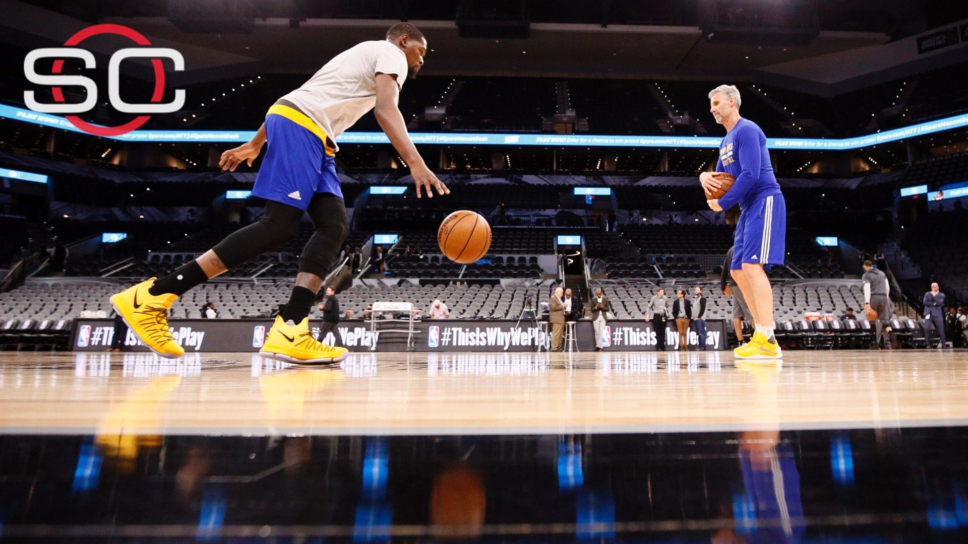 Durant handled recovery better than Warriors could hope