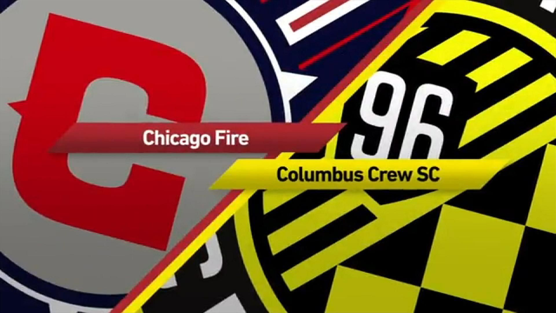 Chicago 1-0 Columbus: Nikolic, McCarty lead Fire - Via MLS