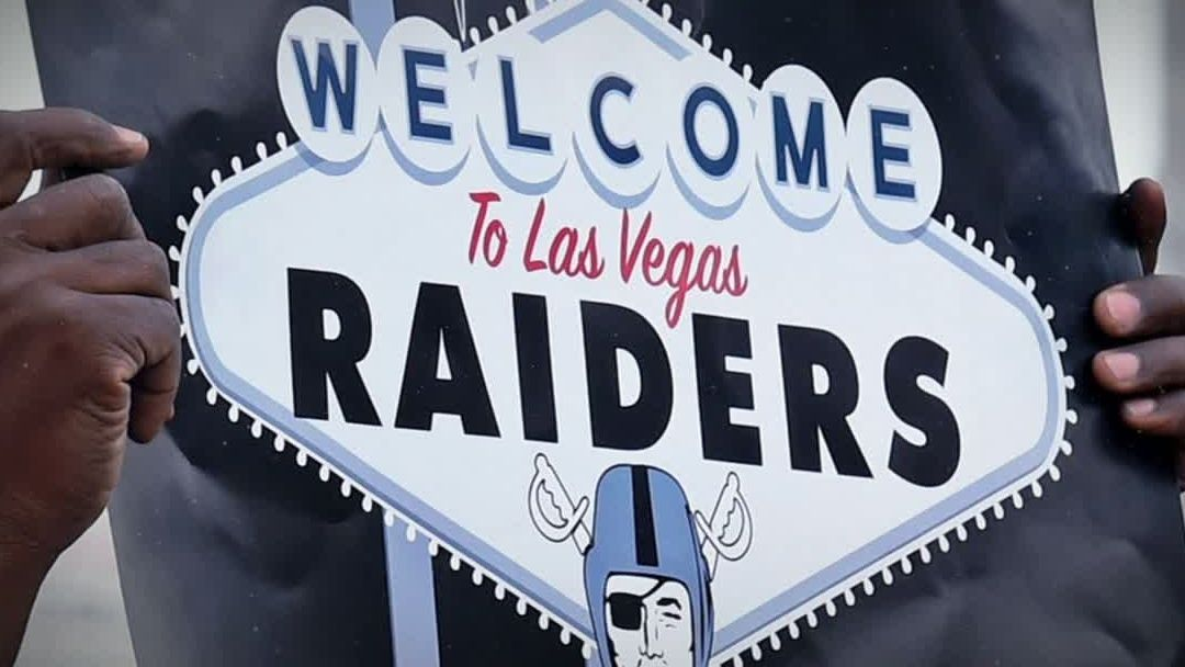 How the Raiders found their way to Vegas
