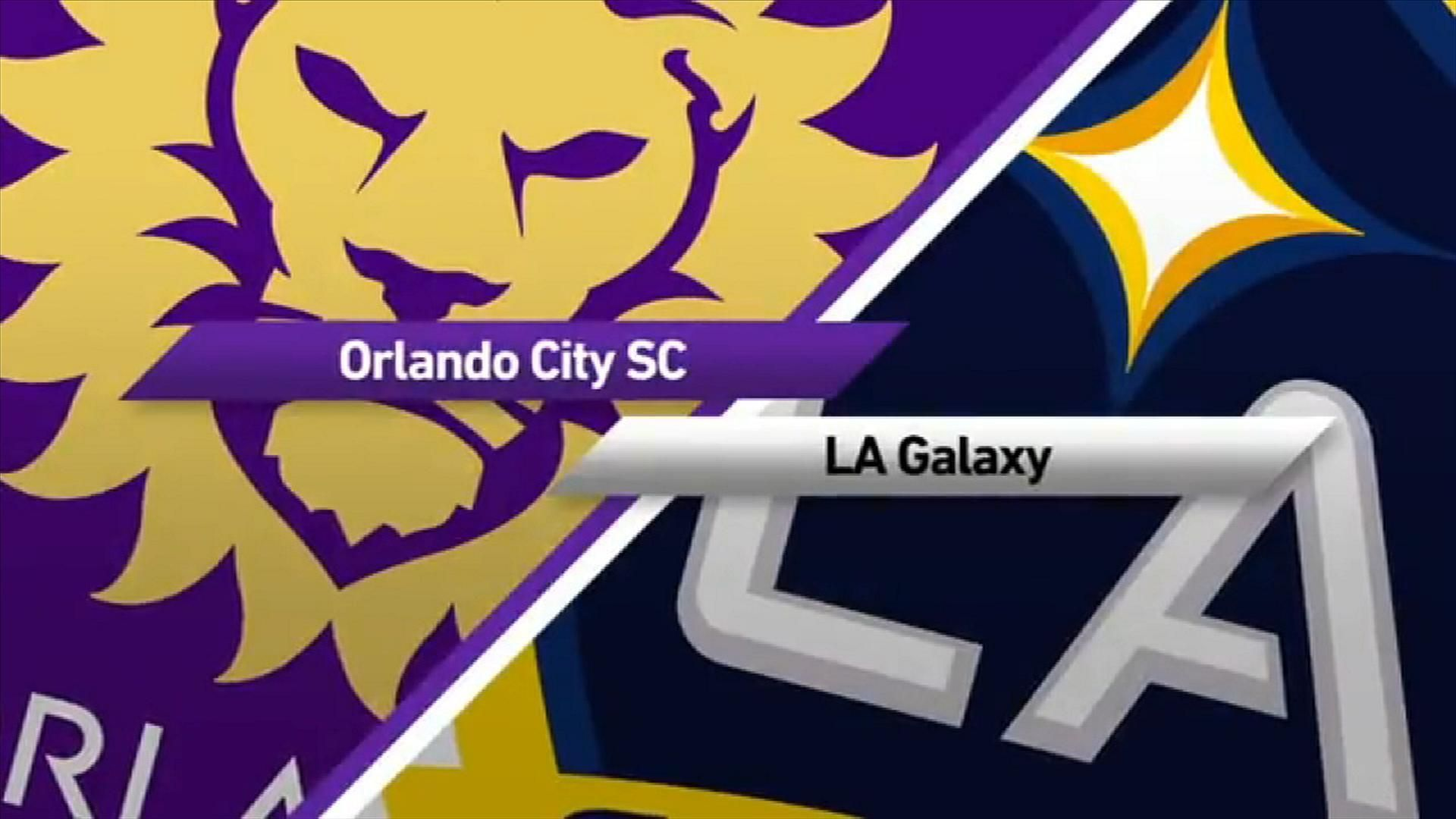 Orlando City 2-1 LA Galaxy: Larin leads Lions - Via MLS