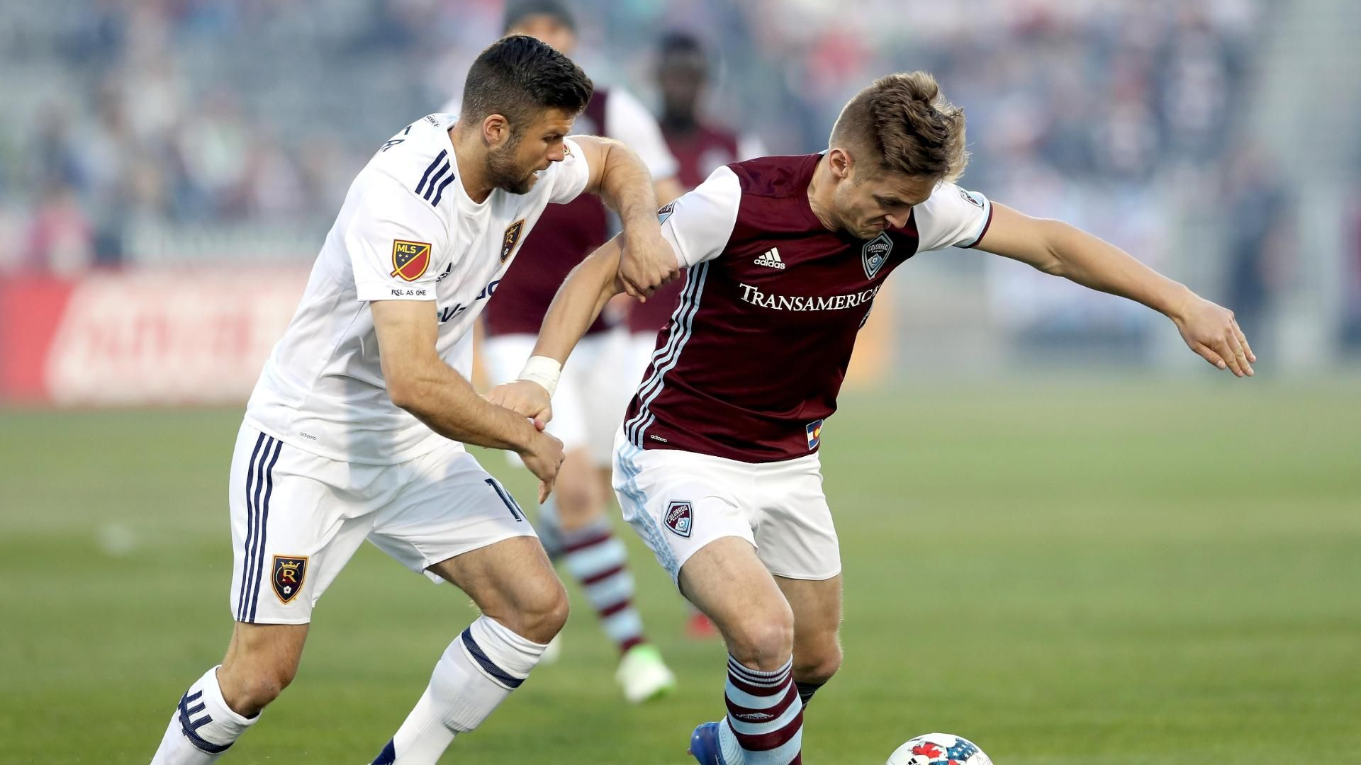 Colorado 1-2 Real Salt Lake: RSL leave it late