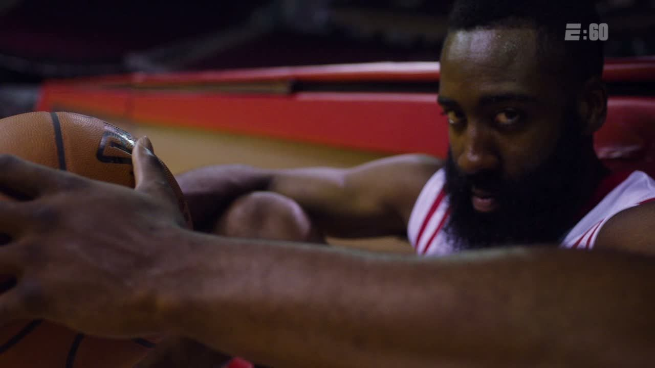 James Harden: Behind the beard