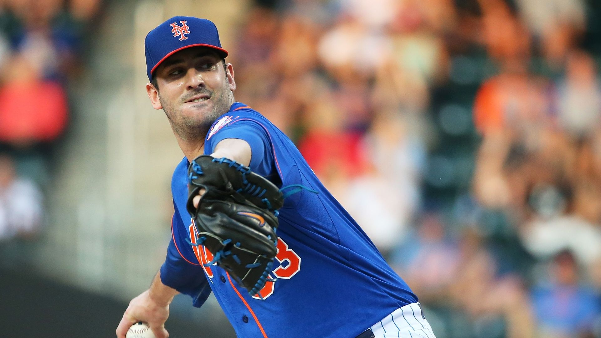 Harvey at a crossroads in pitching career