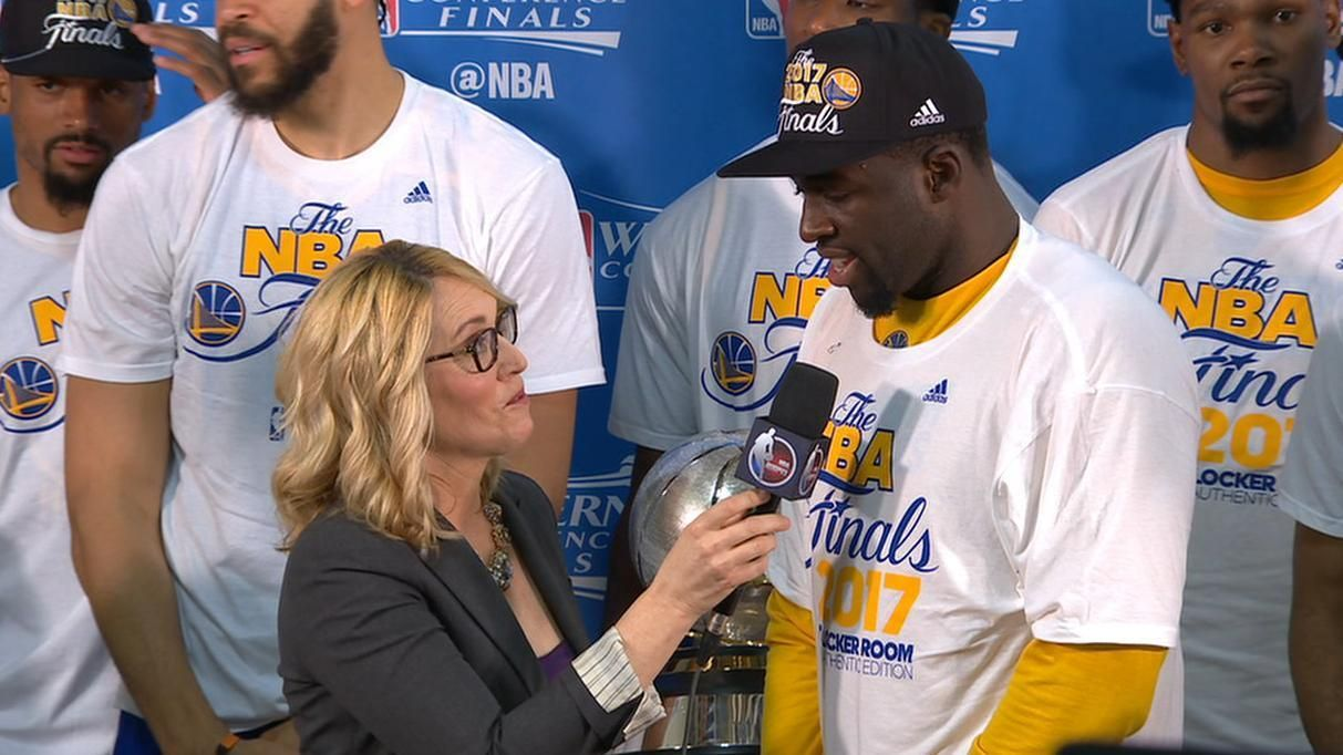 Draymond outlines Warriors' keys to success