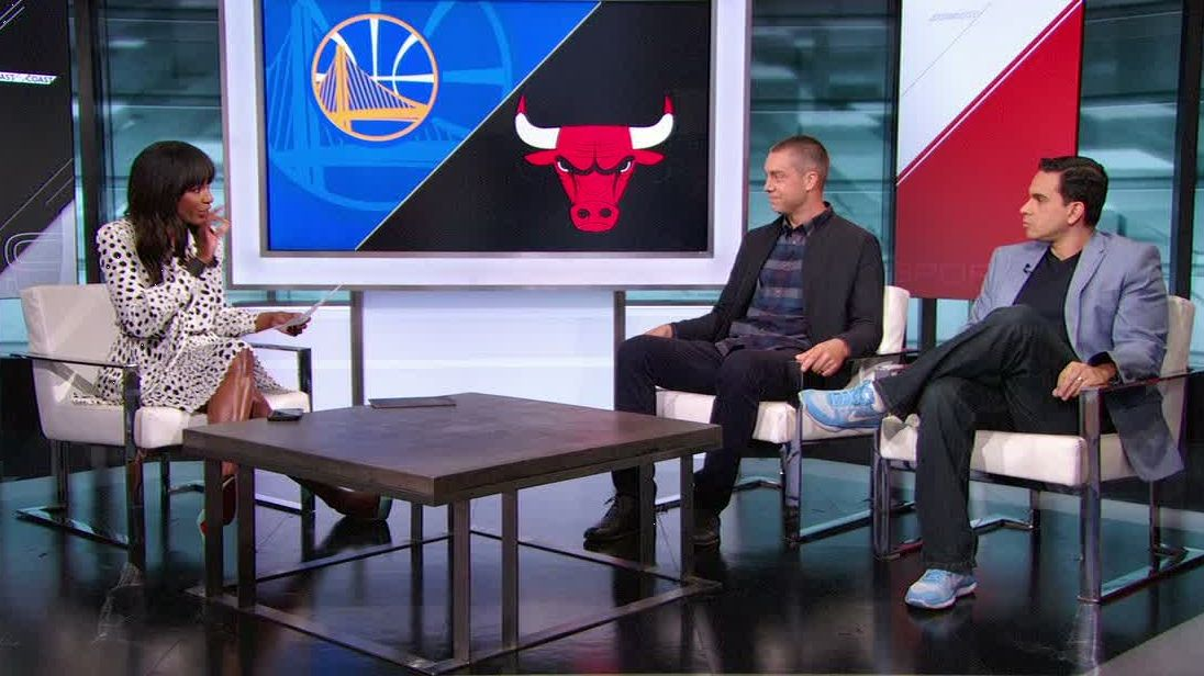 Would Jordan's '95-96 Bulls beat Warriors?