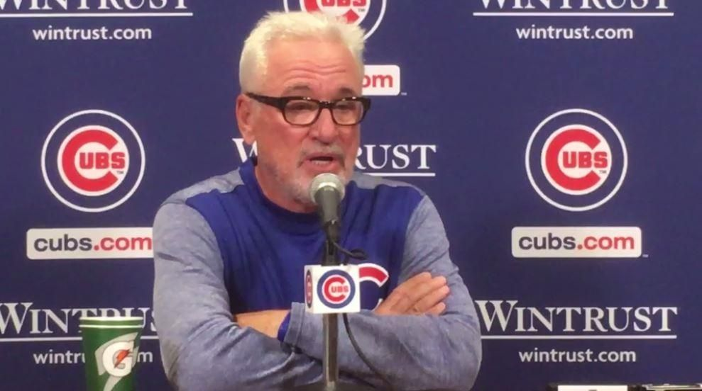 Maddon discusses Russell's situation