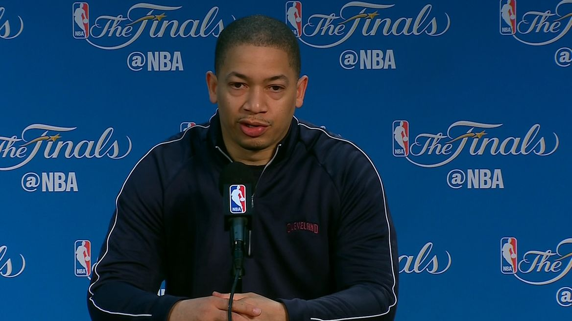 Lue calls out Cavs for being 'too nice'