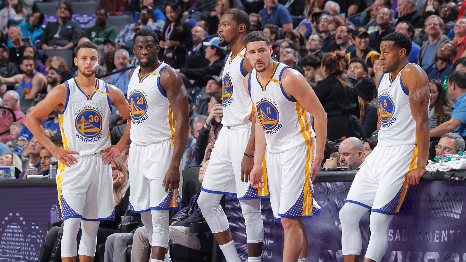 Warriors' next challenge is keeping core together