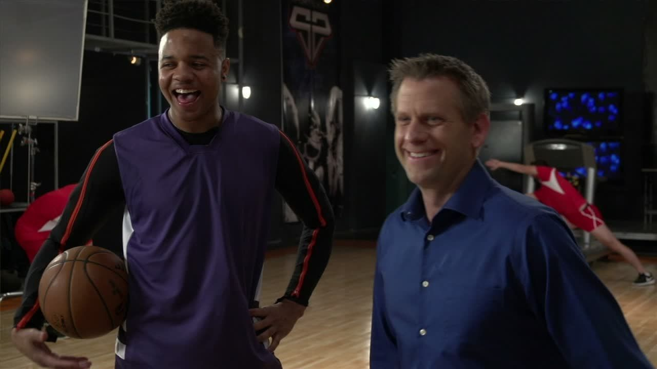 Even a pro dodgeball team can't stop Fultz