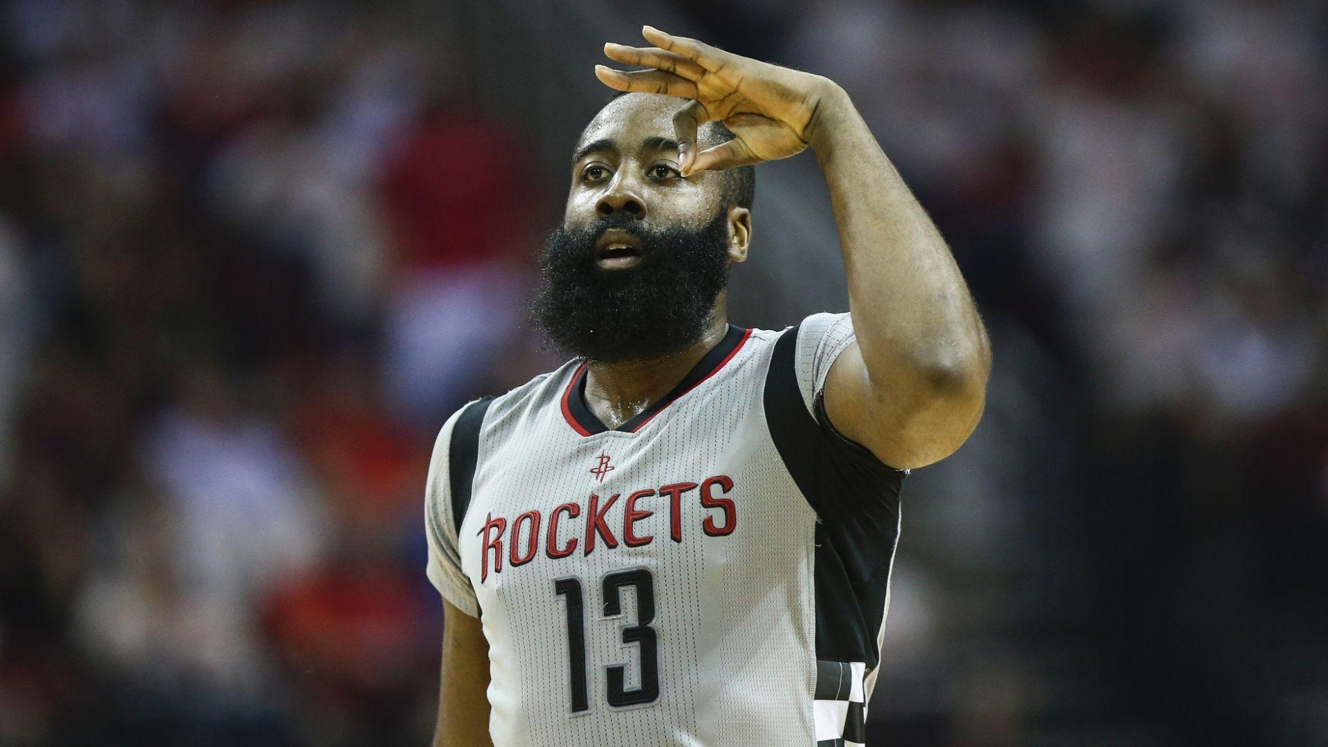 Harden's amazing season culminates with NBA's richest extension