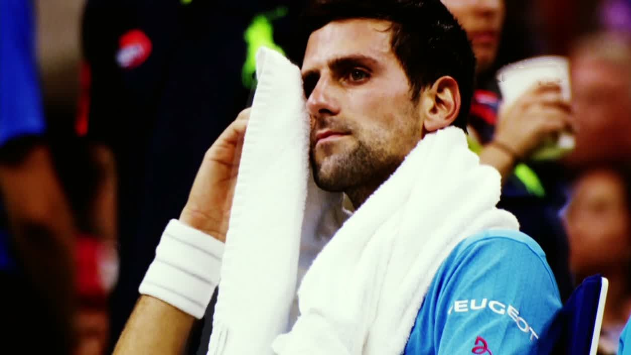 Djokovic finding joy on the court again